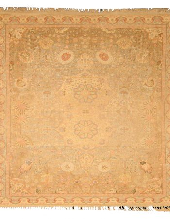 Antique Turco Hereke Rug BB4740