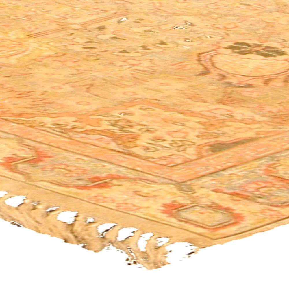 Antique Turkish Hereke Rug BB4740
