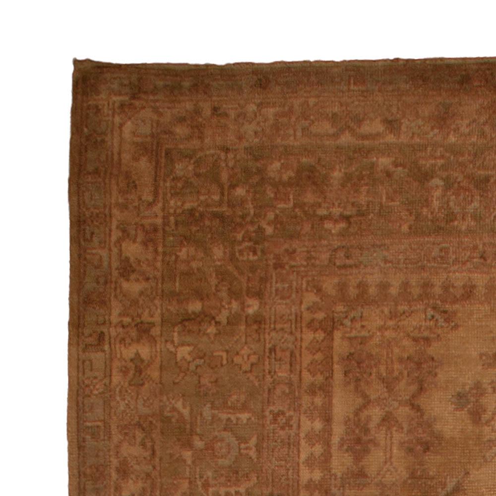 Antique Oushak Carpet BB4815