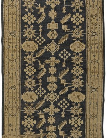 Antique Turkish Oushak Rug BB5859