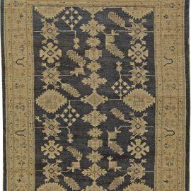 Antique Turkish Oushak Rug BB5858