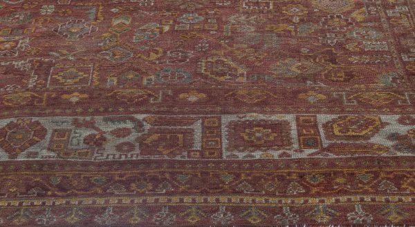 Antique Oushak Rug BB6332