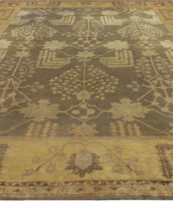 Antique Turkish Oushak Rug BB5361