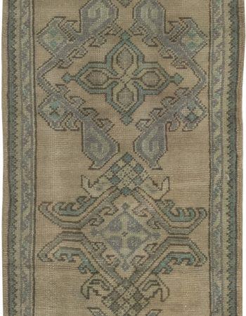 Antique Oushak Rug (fragment) BB6493