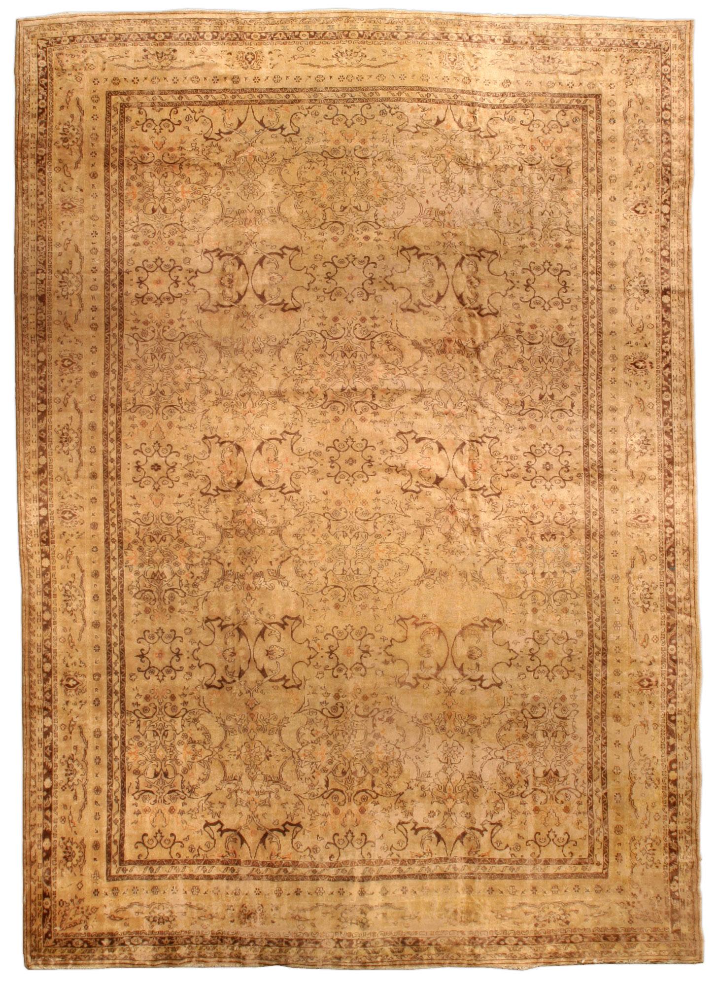 Antique Turkish Sivas Rug BB1362