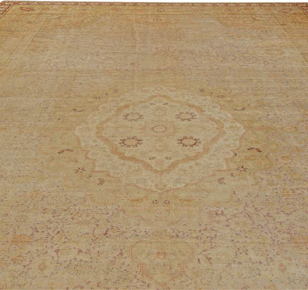 Vintage Silk Turkish Carpet BB5616