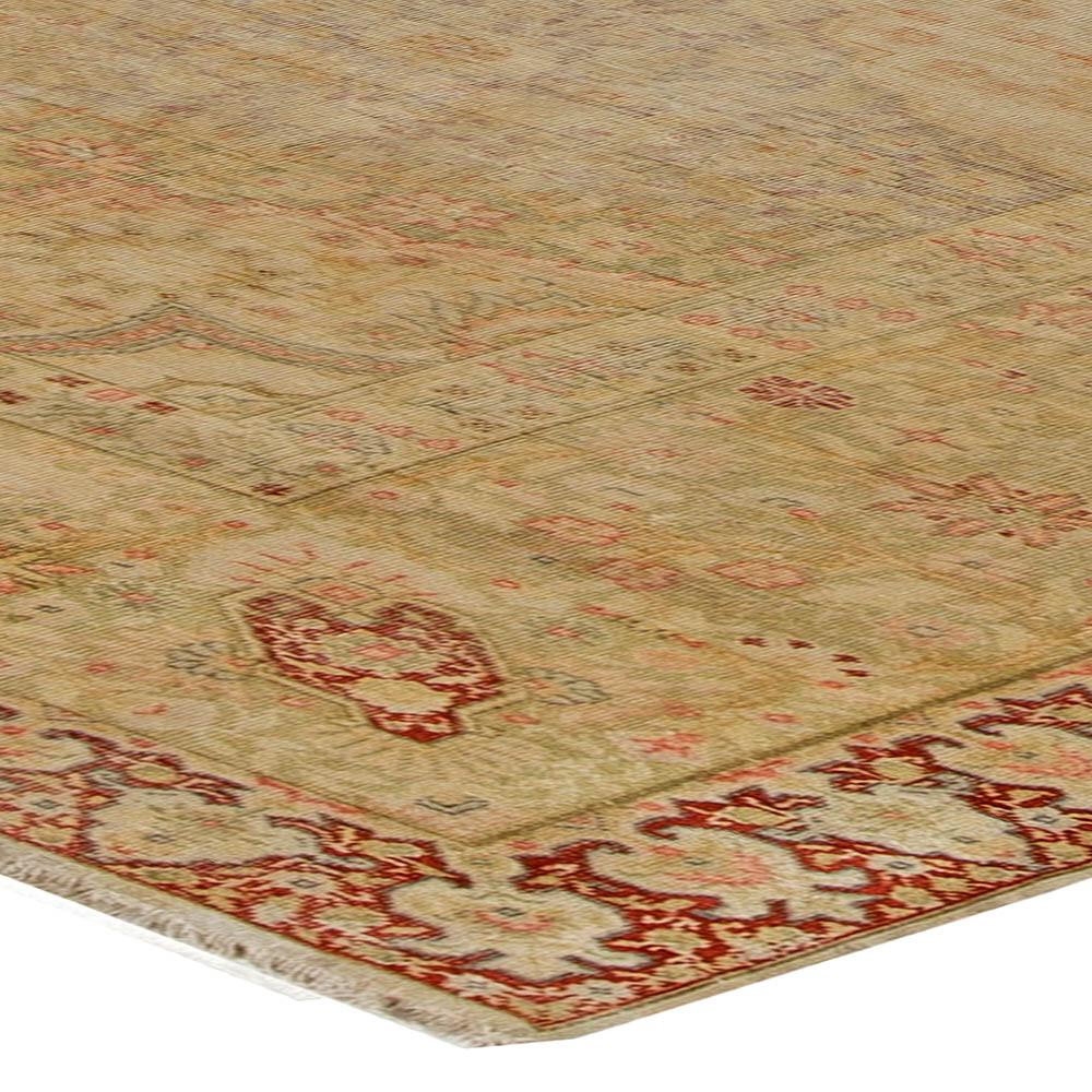 Vintage Silk Turkish Carpet BB5616