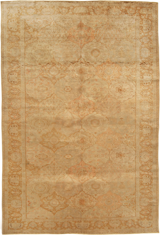 Antique Turkish Silk Sivas Rug BB6107