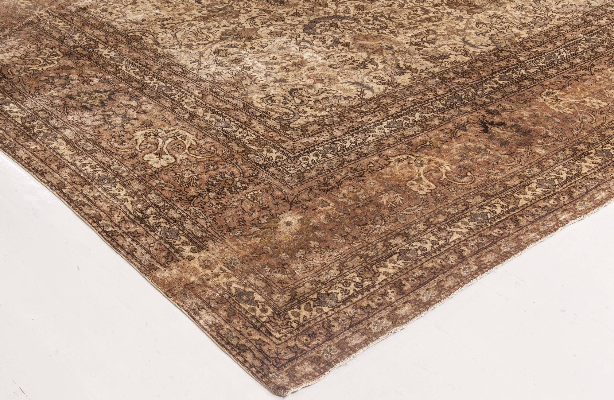 Antique Turkish Sivas Carpet BB5543