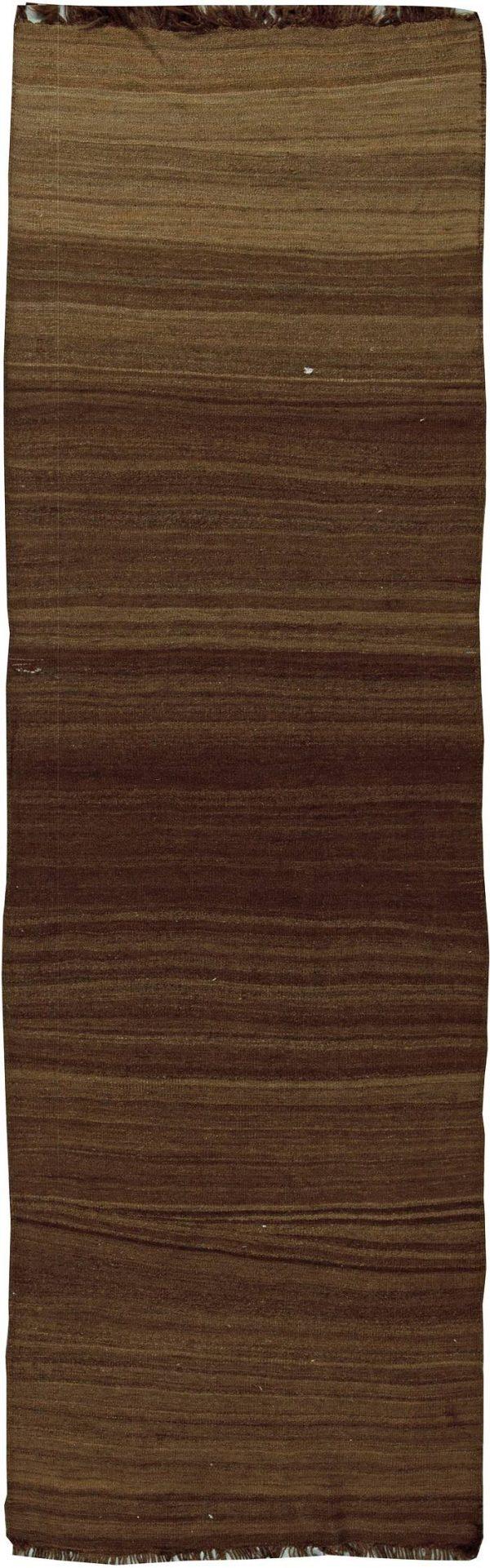 Antique Flat weave Turkish Runner BB5768