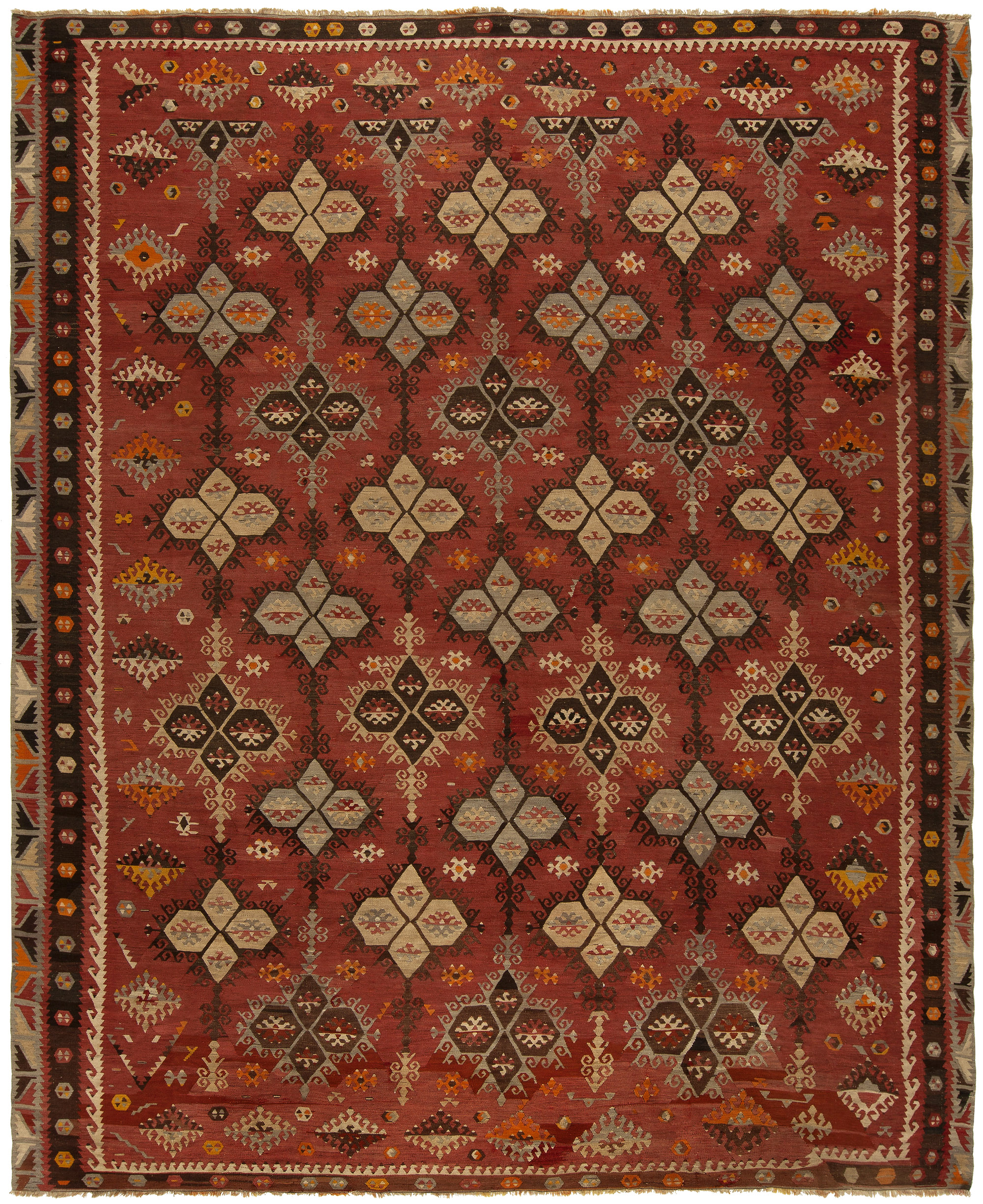 Turkish Kilim Rug Bb5429 By Doris Leslie Blau