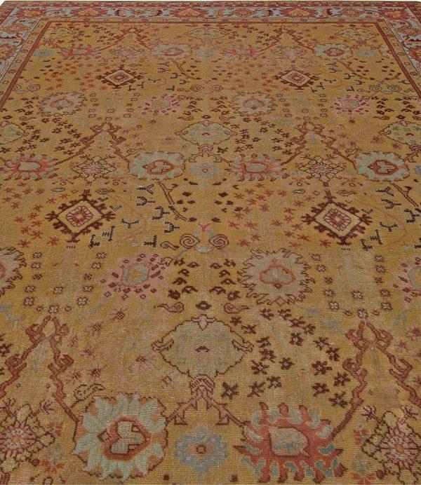 Antique Turkish Oushak BB5489