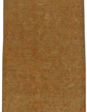 Antique Turkish Oushak Runner (size adjusted) BB5620