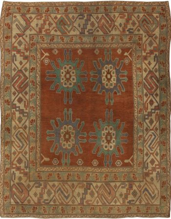 Antique Turkish Rug BB5437