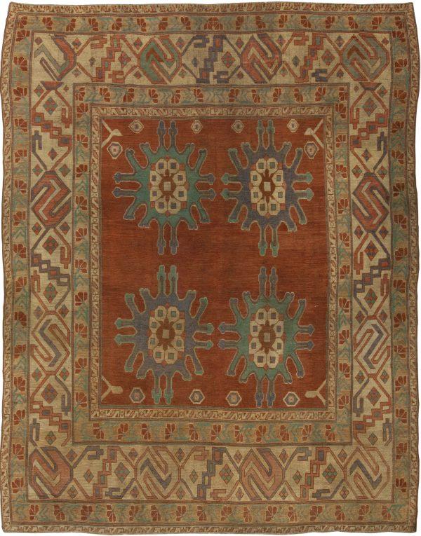 Antique Turkish Rug BB5437