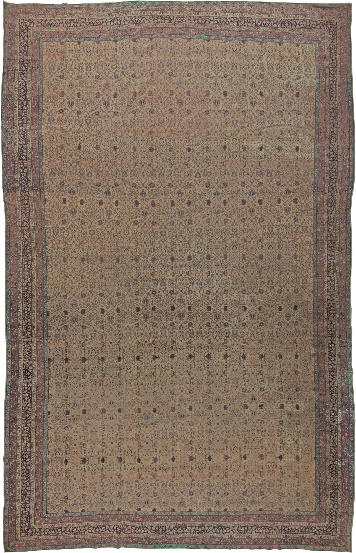 Antique Turkish Sivas Rug BB5578