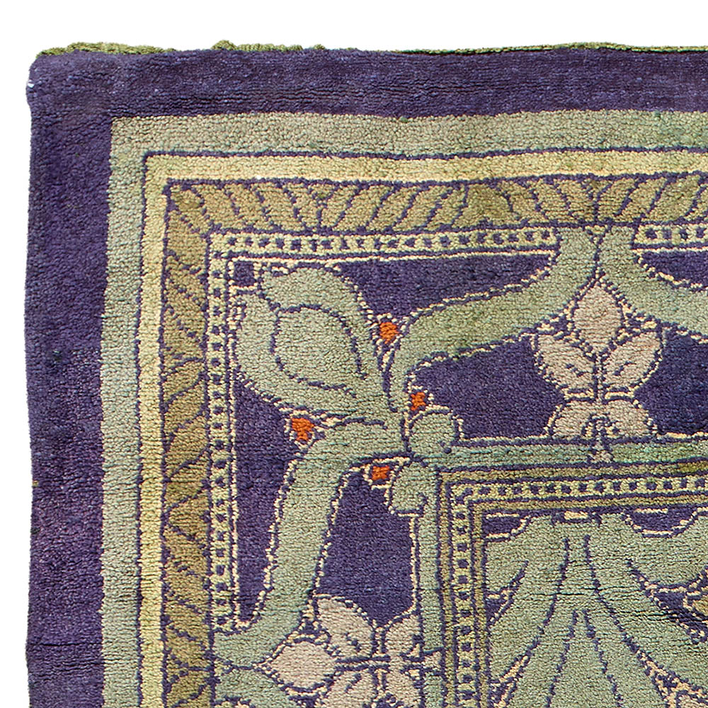 """Arts And Crafts Rugs Pottery Barn: Arts & Crafts Rug Designed By C.F.A. Voysey """"Donnemara"""