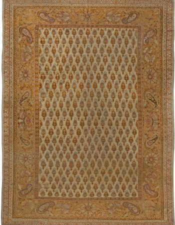 Antique Indian Amritsar Rug BB5660