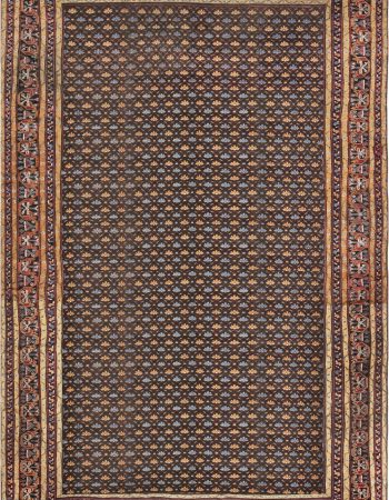 Antique Indian Rug BB3137