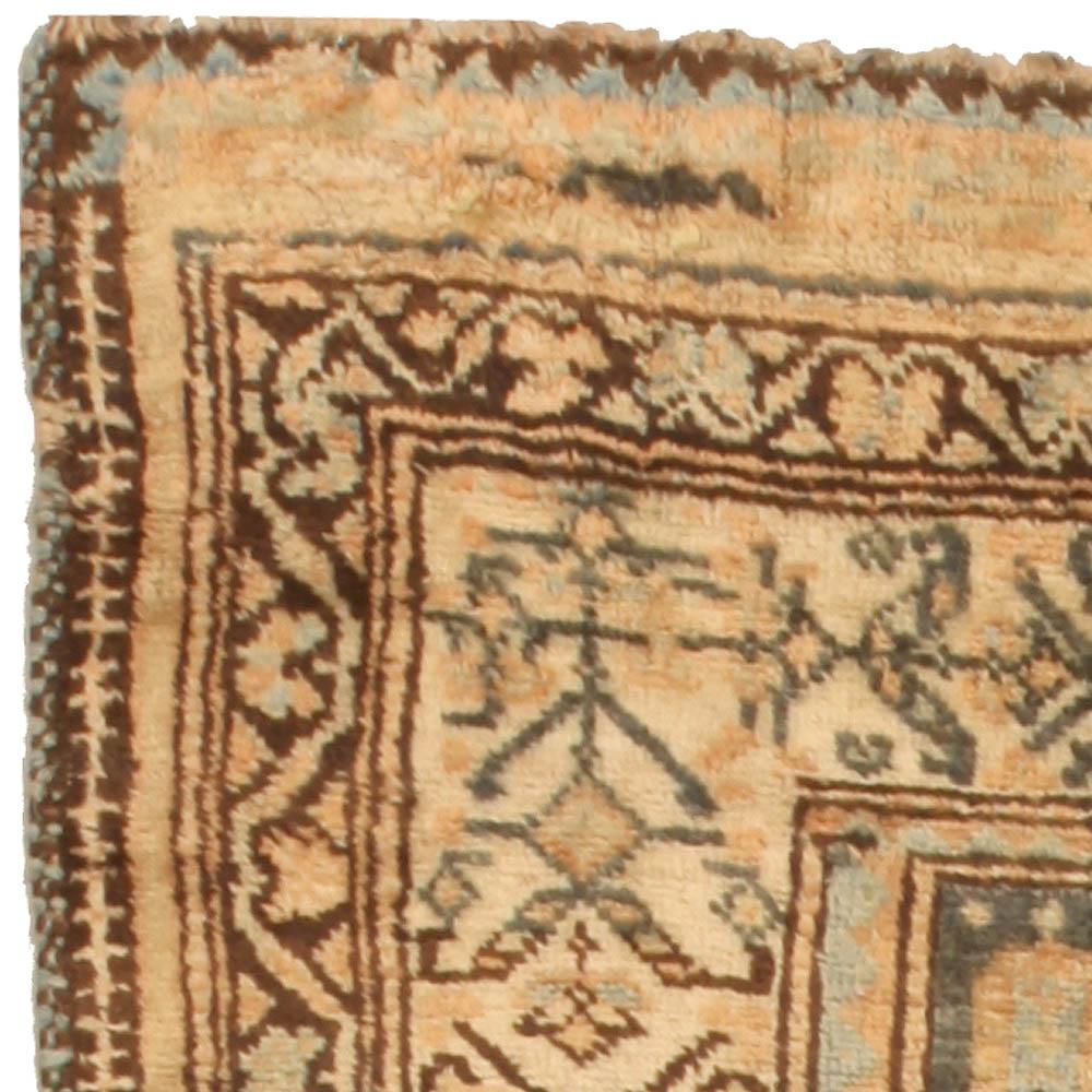 Antique Persian Malayer Rug BB5185