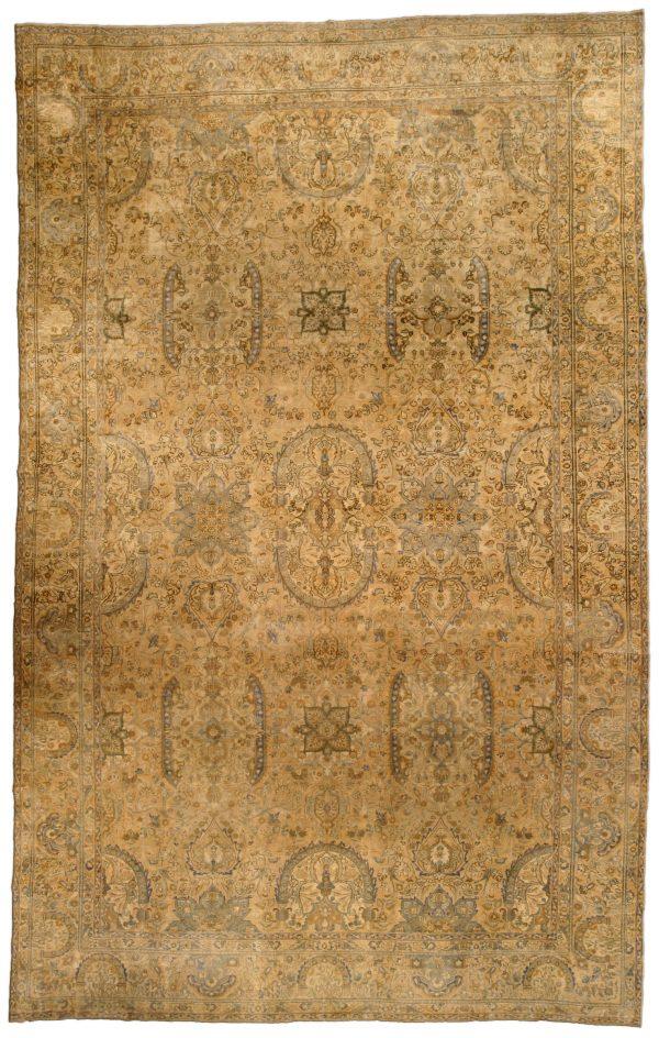 Vintage Persian Kirman Rug BB4275