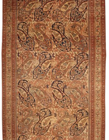 Antique Persian Malyer Rug BB4856