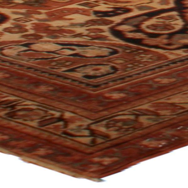 Antique Persian Malyer Rug BB4856