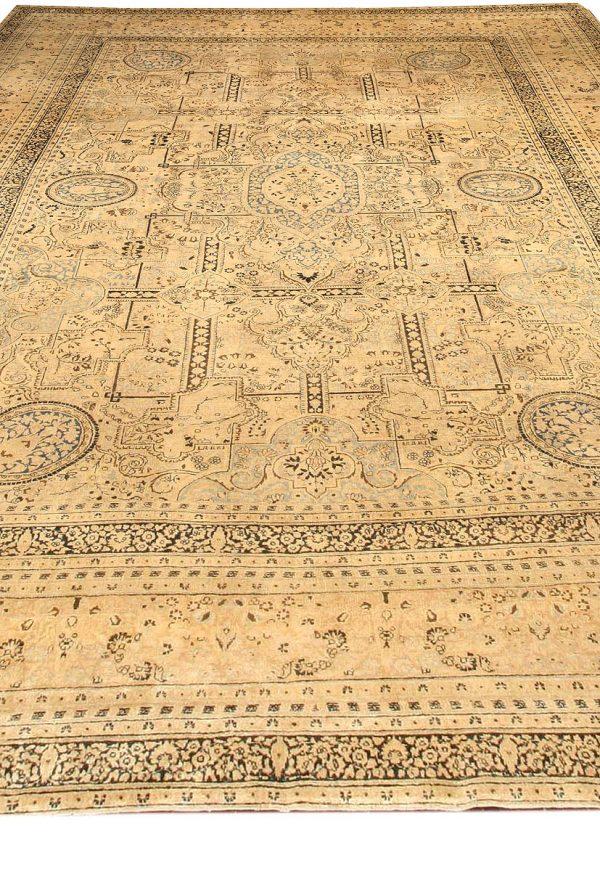 Antique Persian Meshad Carpet BB3806