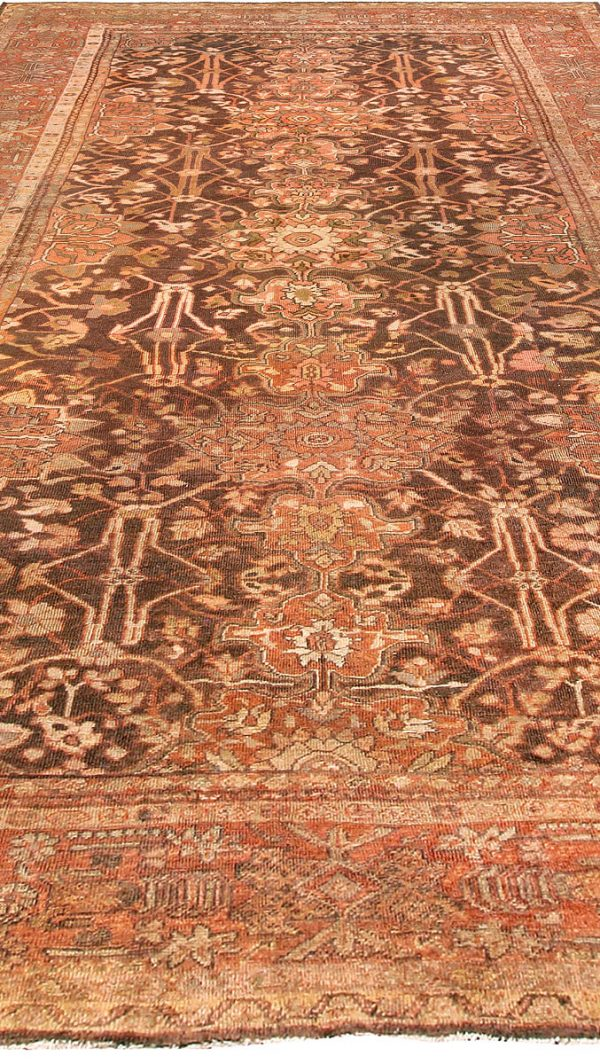 Vintage Persian Sultanabad Rug BB3405