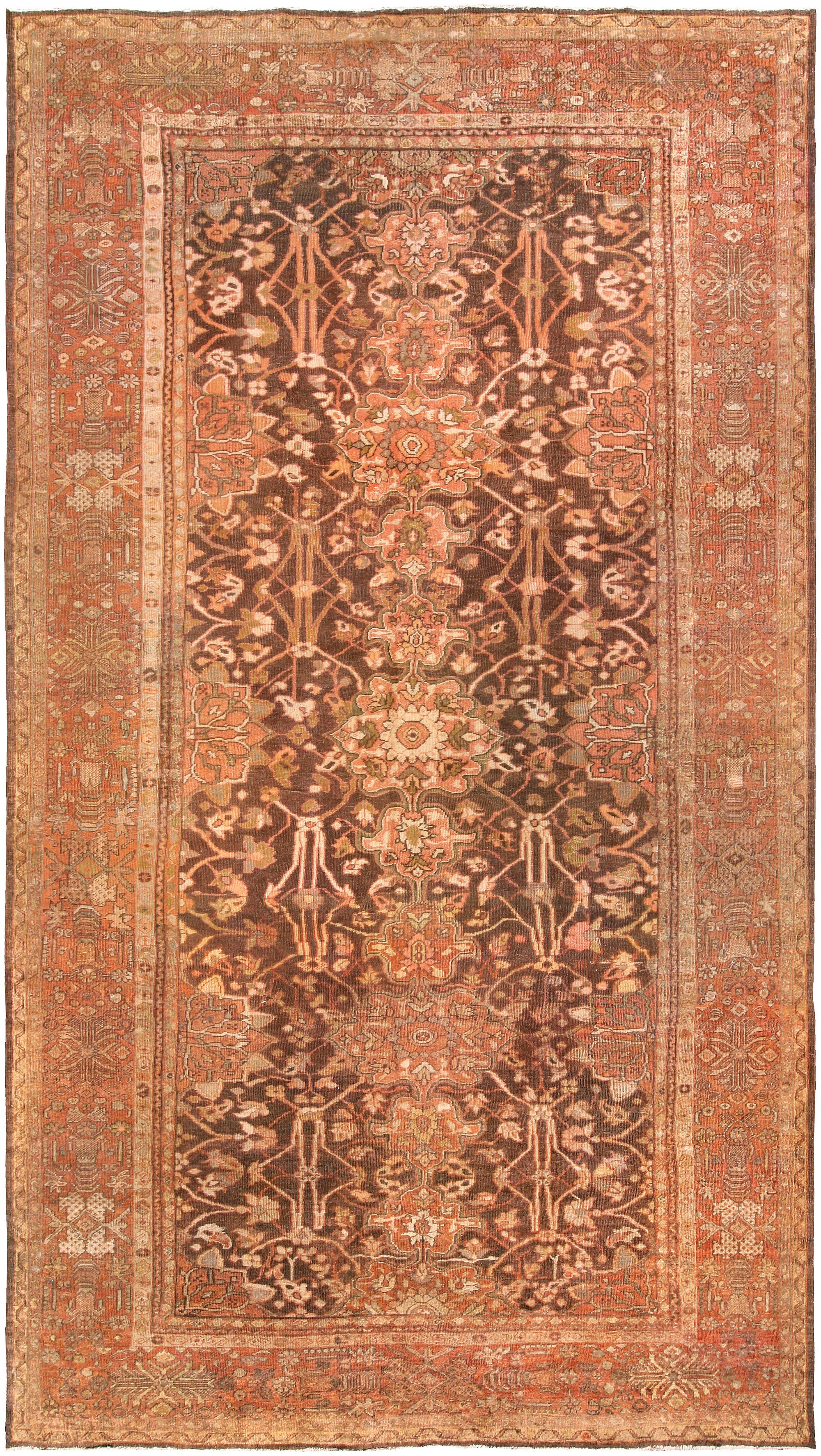 Vintage Persian Sultanabad Rug BB3405