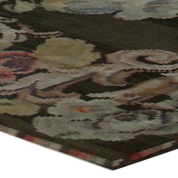 Antique Russian Bessarabian Carpet BB2629