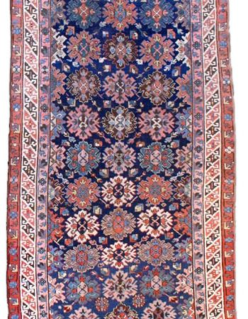 Antique Caucasian runner BB2782