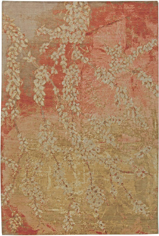 Blossom Design Rug N11058 By Doris Leslie Blau