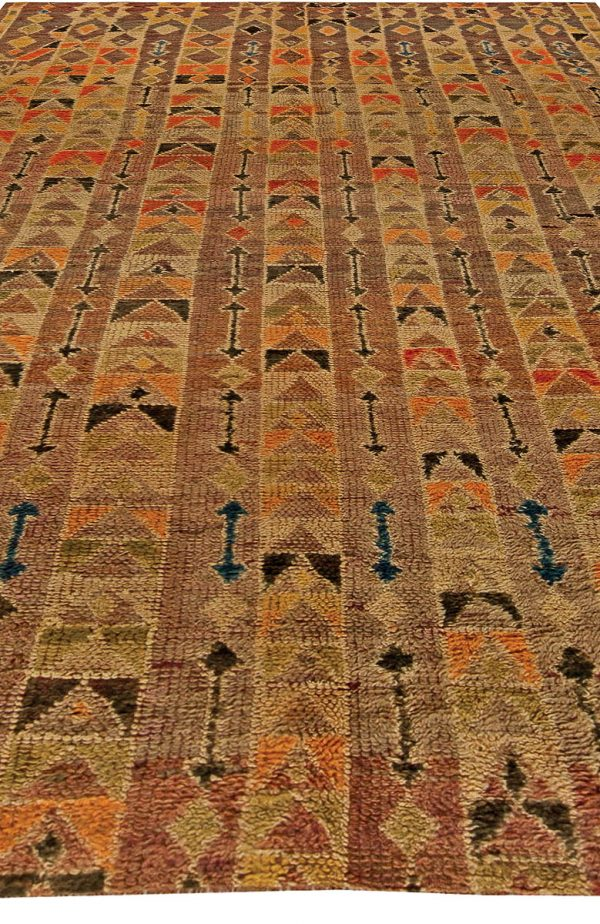 Vintage Moroccan Rug BB5787
