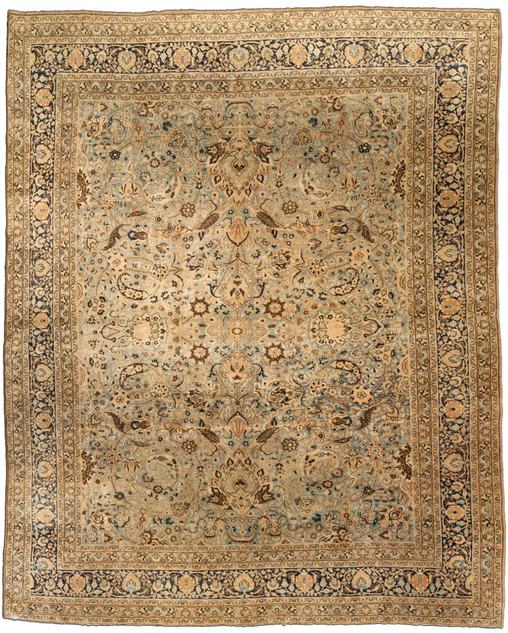 Persian Meshad Rug BB4280