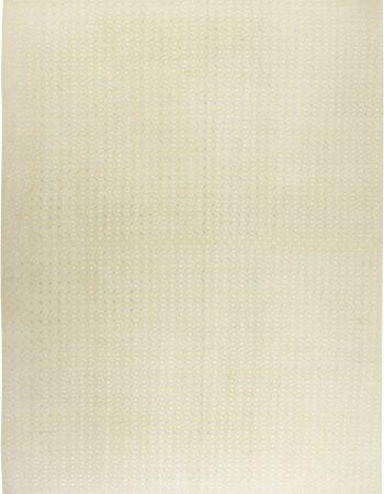 Runder Teppich aus Seidengeometrie N11710
