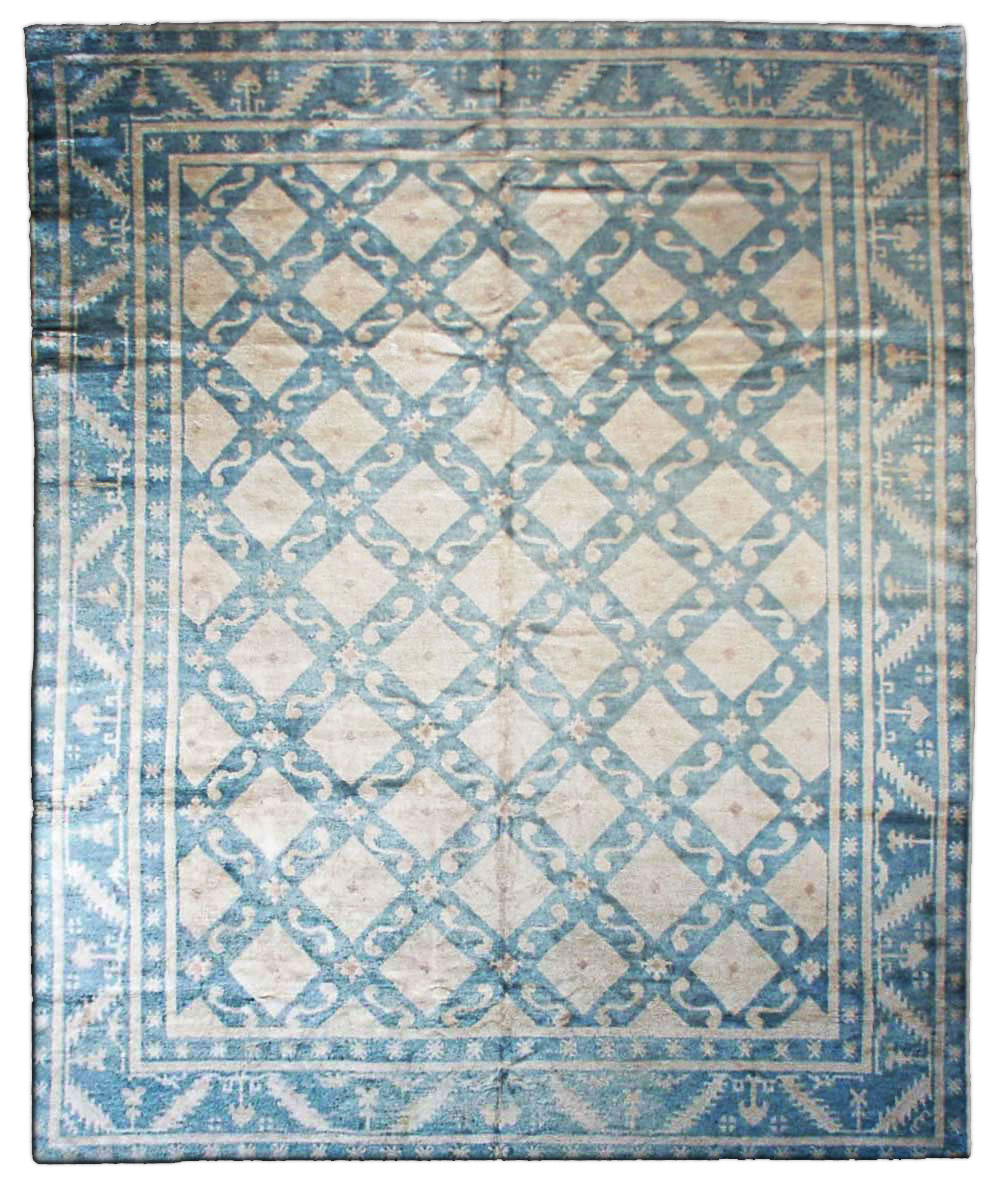 Chinese Deco Rug BB1642