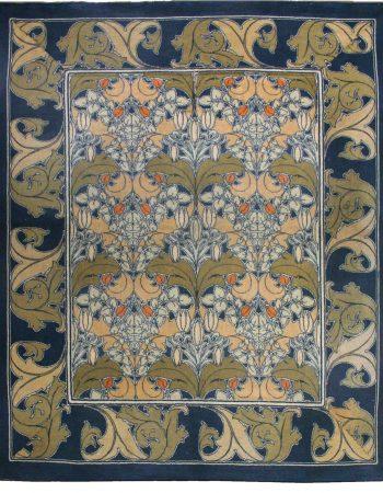 Arts Vintage and Crafts Voysey Rug BB2514