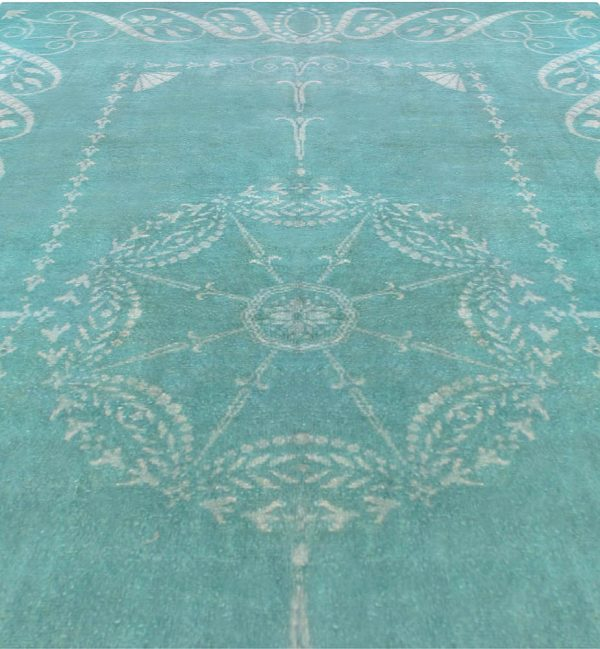Vintage European Carpet BB2490
