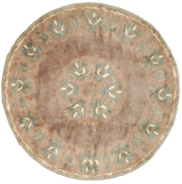 Vintage Leleu Rug BB4786