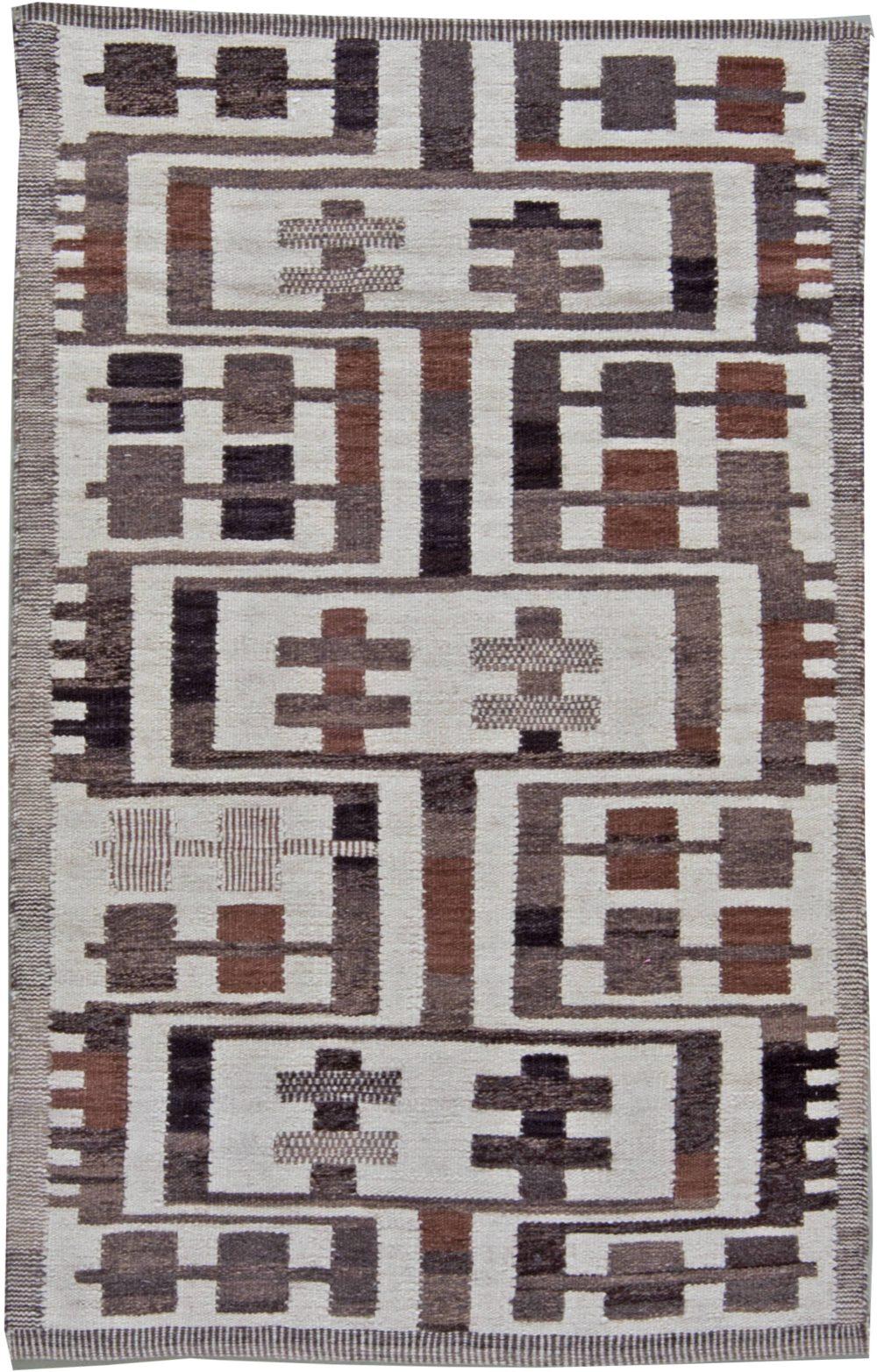 Swedish Design Rug N11273