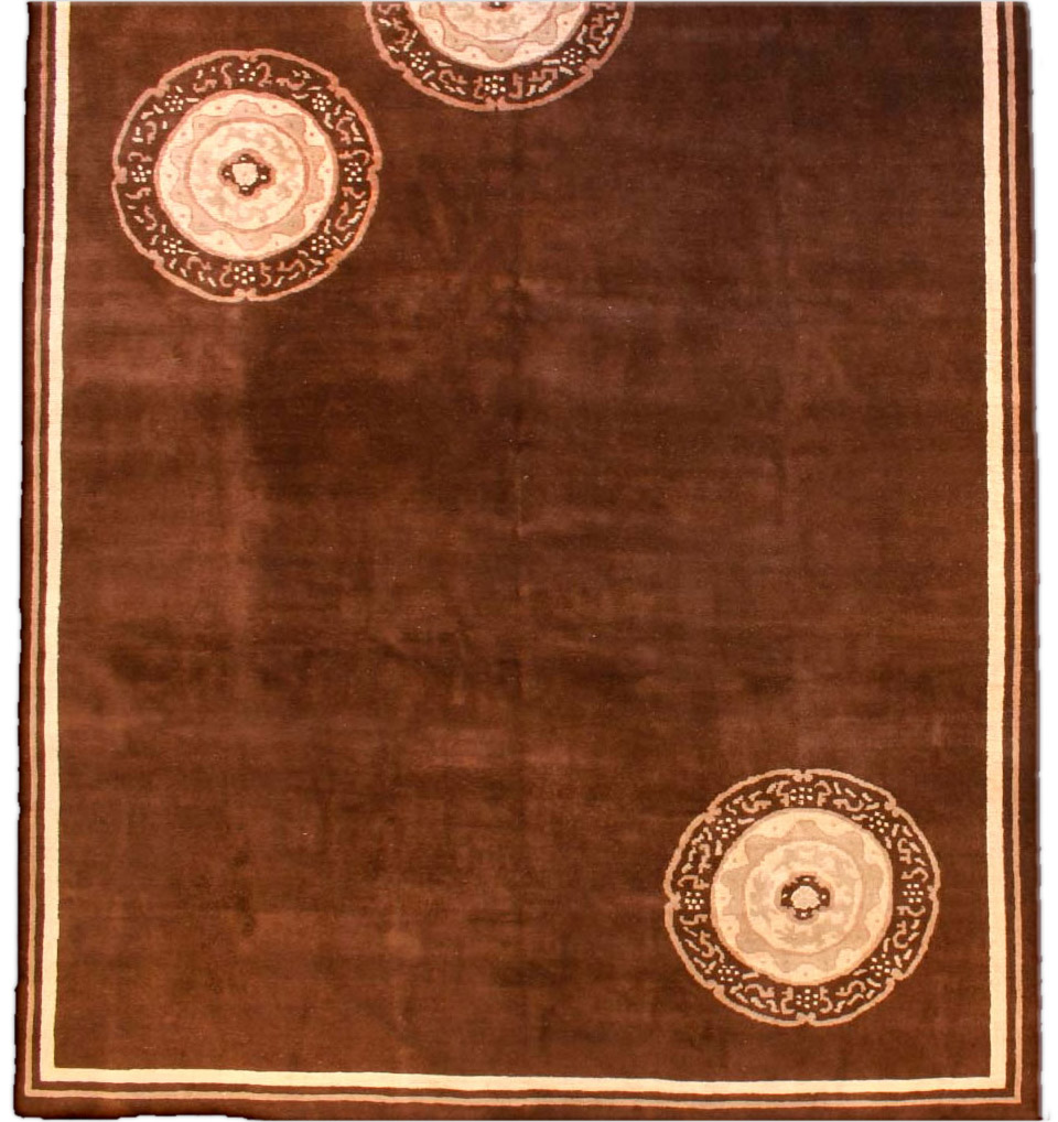 Chinese Deco Rug BB2910