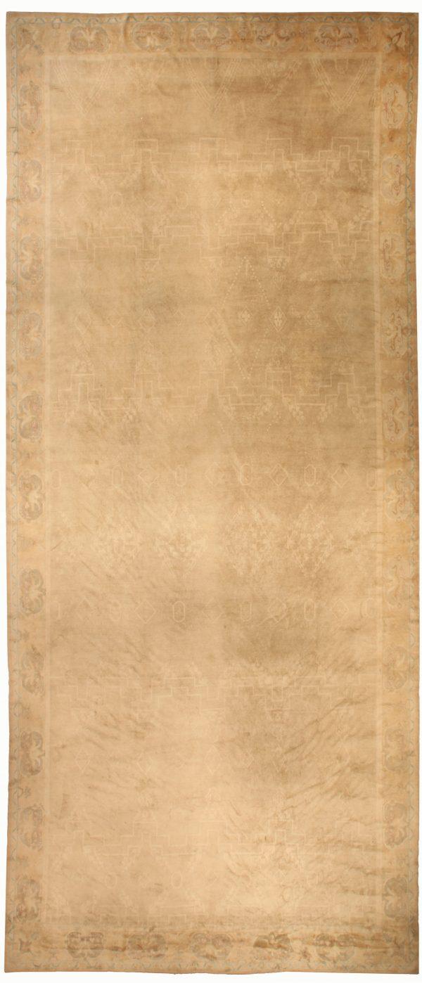 Deco chinês Vintage Rug BB5126