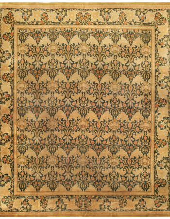 Weinlese-William Morris Stil Teppich BB0234