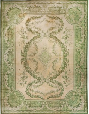 Donegal Irish Vintage Rug BB1237