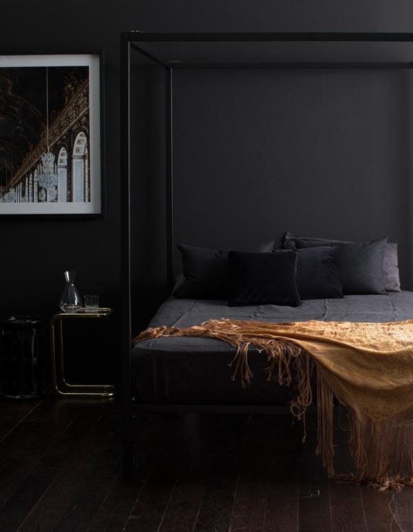 caviar-black-interior-decor-living-room-wall-paint