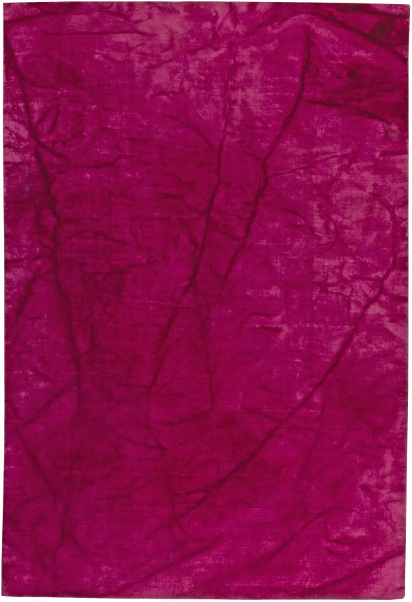 Contemporary Agua Pink Rug N10845