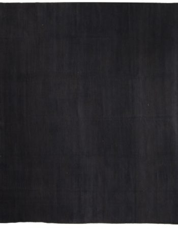 Holzkohle-Wolldecke N10357