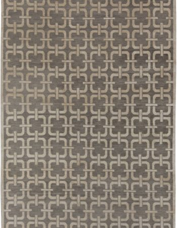 Contemporary Design Rug N10774