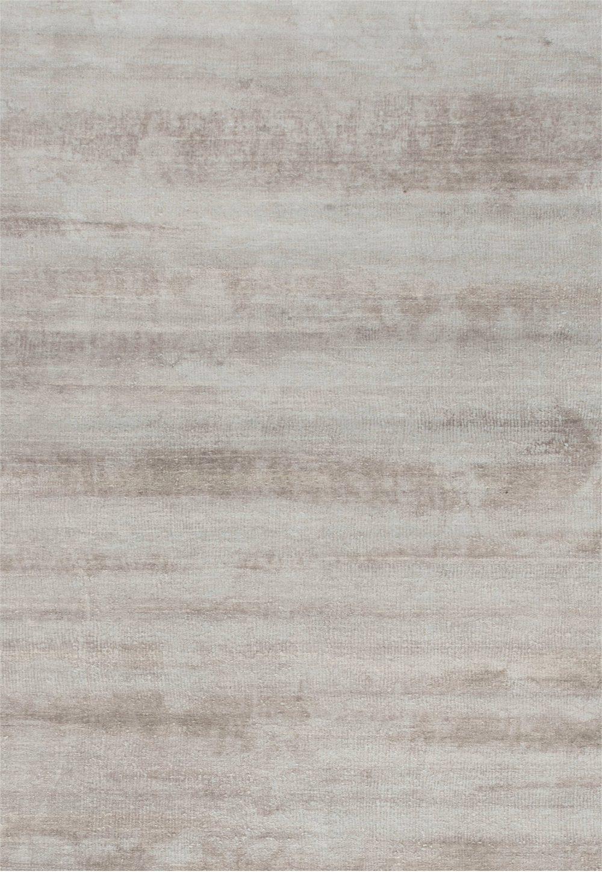 Contemporary Silk Rug N11584